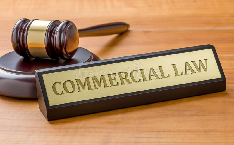 gavel-name-plate-engraving-commercial-law-162112704